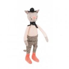 Mini poupée chat Le galant Il était une fois - Moulin Roty