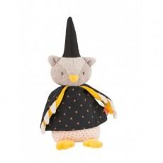 Mini poupée hibou Le magicien Il était une fois - Moulin Roty