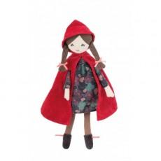 Mini poupée Le petit chaperon rouge Il était une fois - Moulin Roty