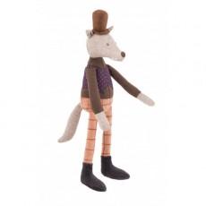 Mini poupée loup Le gentleman Il était une fois - Moulin Roty