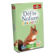 Défis Nature des Petits - Forêt - Bioviva