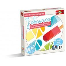 Mes associations Montessori - J'observe - Bioviva