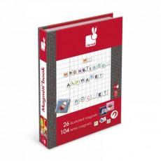 Magnétibook Alphabet Anglais - Janod