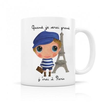 De Serai Gars Mug Kessedjian Céramique Isabelle Paris Je ePar Grand Jouet Famille Quand QdhtrCxs