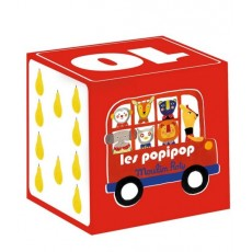 Cubes empilables Les Popipop - Moulin Roty