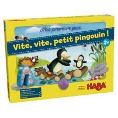 Mes premiers jeux – Vite, vite, petit pingouin ! - Haba