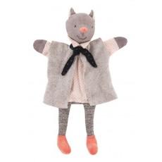 Marionnette chat Le galant Il était une fois - Moulin Roty