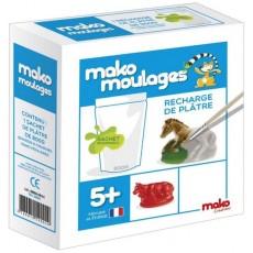 Recharge plâtre pour moulage - Mako Créations