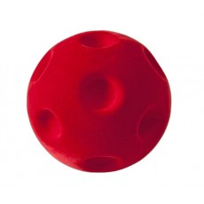 Balles Sensorielles - Balle Cratéres Rouge - Rubbabu