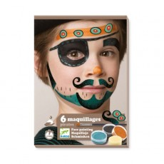 Coffret maquillage - Pirate - Djeco