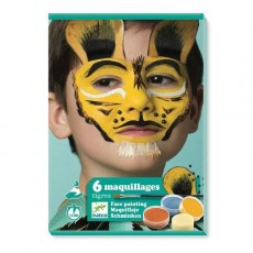 Coffret maquillage - Tigre - Djeco