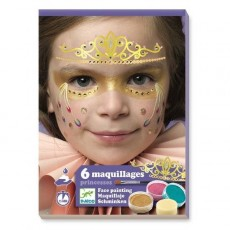 Coffret maquillage - Princesse - Djeco