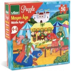 Puzzle Moyen-âge - Vilac