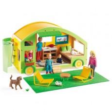 Maison de poupée - Caravane House - Djeco