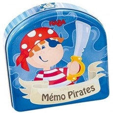 Mémo pirates - Haba