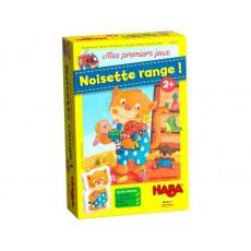 Mes premiers jeux - Noisette range ! - Haba