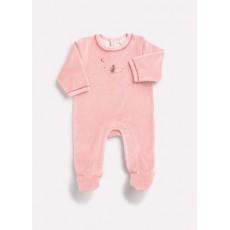 TALY Pyjama rose Les Petits Habits Il était une fois printemps - été 2018 - Moulin Roty