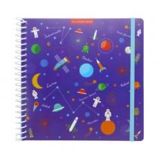 Sticker Book Espace  - Majolo