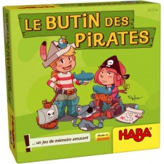 Le butin des pirates - Haba