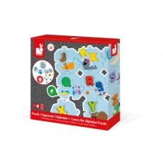 Puzzle j'apprends l'alphabet - Janod