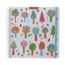 Sticker Book Arbre - Majolo
