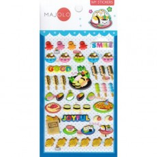 Stickers sushi et compagnie - Majolo