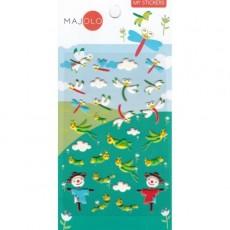 Stickers libellules - Majolo