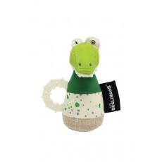 Maracas Aligatos l'alligator - Les Déglingos