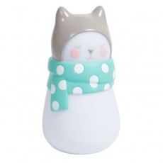 Veilleuse chat Les Petits Dodos - Moulin Roty