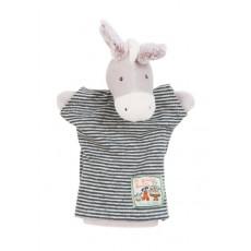 Marionnette Barnabé l'âne - La Grande Famille - Moulin Roty