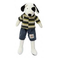 Peluche Julius le chien - La Grande Famille - Moulin Roty