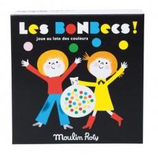 Loto Les bonbecs Les Bambins - Moulin Roty