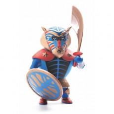 Arty Toys - Chevaliers - Bushi - Djeco