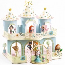 Arty Toys - Princesses - Ze Princesses Castle - Djeco