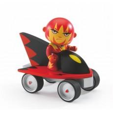Arty Toys - Super Héros - Firebird & Ze jet - Djeco