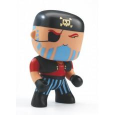 Arty Toys - Géant - jack Skull (30 cm) - Djeco