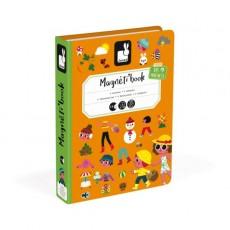 Magnéti'book 4 Saisons - Janod