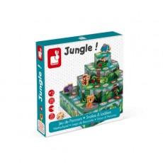 Jeu de parcours - Jungle ! - Janod