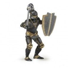 Chevalier en Armure Noire - Papo