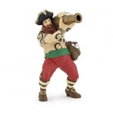 Pirate au canon - Papo