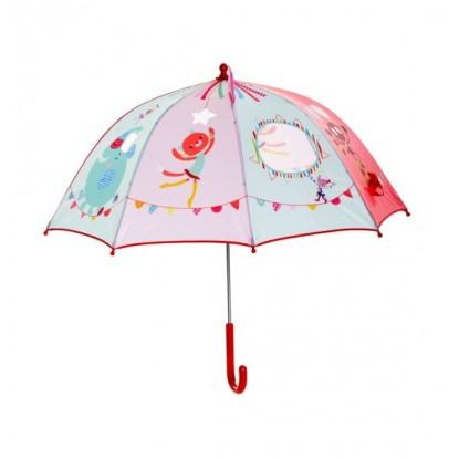 Cirque parapluie - Lilliputiens