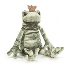 "Peluche Grenouille ""Frog Prince Kiss"" - Jellycat"