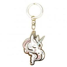 Porte-clés Licorne - Créa bisontine