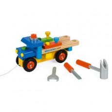 Camion de bricolage Brico'Kids - Janod