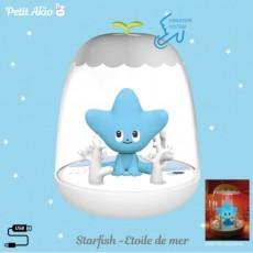 Veilleuse rechargeable Etoile de Mer - Petit Akio