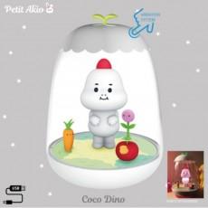 Veilleuse rehargeable Dino - Petit Akio