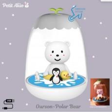 Veilleuse rechargeable Ourson - Petit Akio