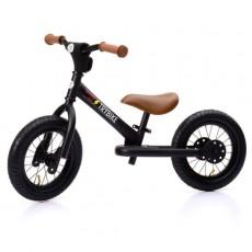 Trybike Acier, Draisienne Noir 2 roues - Trybike