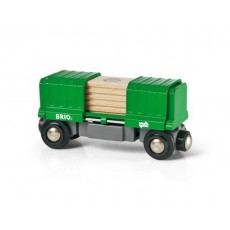 Wagon porte-conteneur - Brio