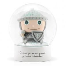 Boule à neige - Chevalier - Quand je serai grand(e) par Isabelle Kessedjan